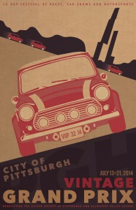 City of Pittsburgh Vintage Grand Prix